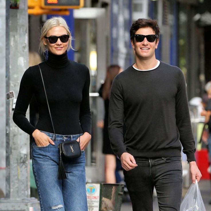 Karlie Kloss And Joshua Kushner Out In New York