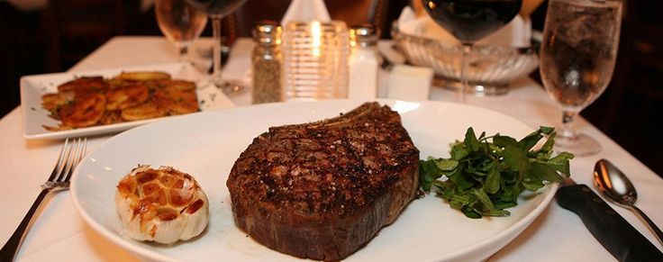 Gallaghers Steak House in Atlantic City @ Resorts Casino