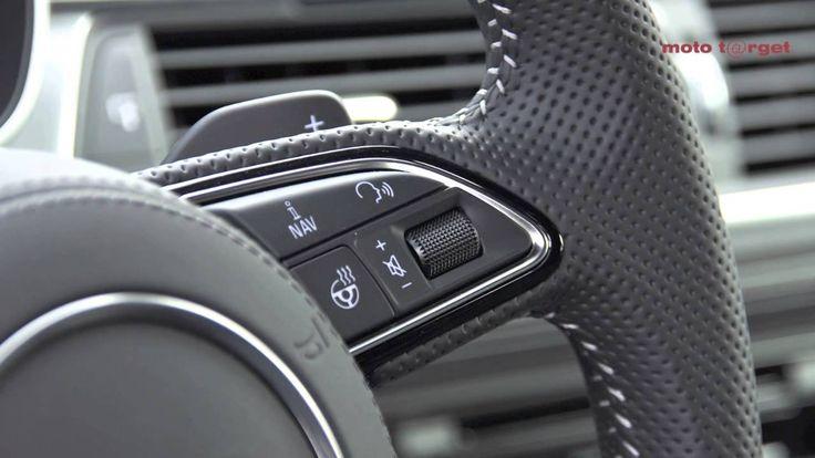 Audi A7 Sportback 2014 - first drive