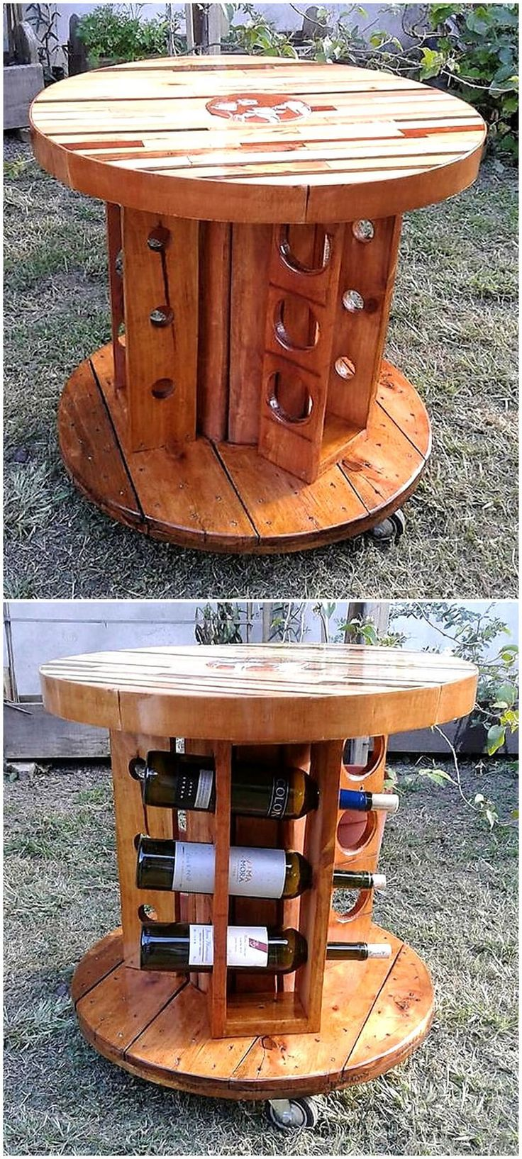 Unique Ideas to Reuse And Recycle Wood Pallets | Wooden ...