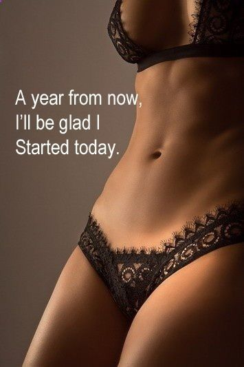 The Tabata weigh loss program and overall healthy eating is the key.