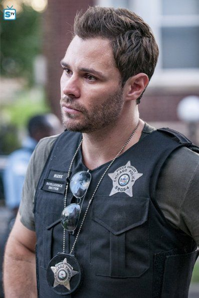 Patrick John Flueger as Adam Ruzek