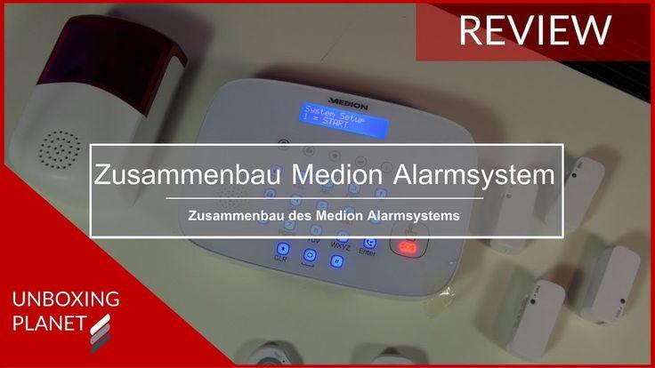 Video über Zusammenbau und die App von Medion Alarmsystem P85770 #video #zusammenbau #app #medion #alarmsystem #p85770
