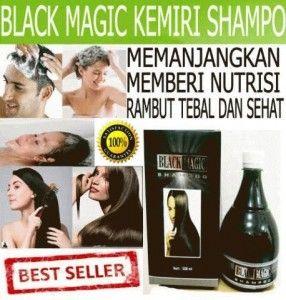 Black Magic Kemiri Shampoo