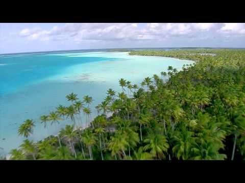 It's a video of Tetiaroa ... You can spend a whole day for a picnic day!! I've been there and i'm telling it's AMAZING !! Even me living next to it, i'm amazed !! Here's a webpage for a boat day sailing/picnic ! http://www.vehiatetiaroa.com/