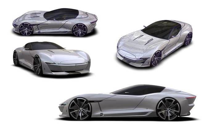 재규어 디자이너 나와! F-타입 뺨치는 훈남 등장 | Daum 자동차