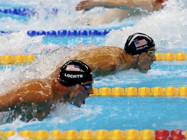 Michael Phelps Tears Up Again After Smashing Another Olympic Record, While Ryan Lochte Fails to Medal| Olympics, Summer Olympics 2016, Michael Phelps, Ryan Lochte