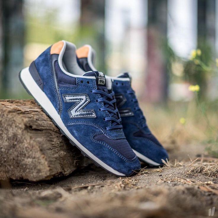 New Balance WR 996 GC: Navy | Sneakers: New Balance 996 | Pinterest | Navy