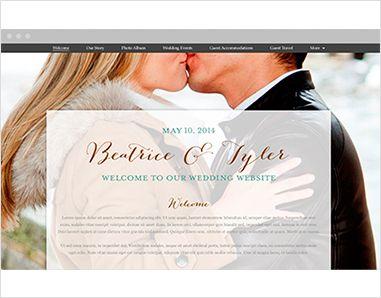 WeddingWire's Free wedding website
