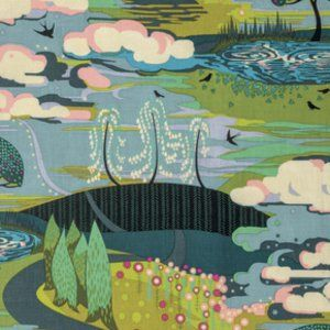 Anna Maria Horner - Fibs and Fables - Enchanted in Vibrant