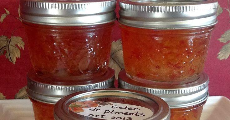 ***Coup de cœur***      Quand je suis allée au marché vendredi passé, le Monsieur m'a dit: Profitez des piments de champs (poivrons ...