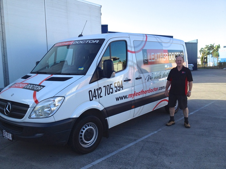 Colin Phillis (or as we like to call him, Phil Collins), our tech in Cairns.