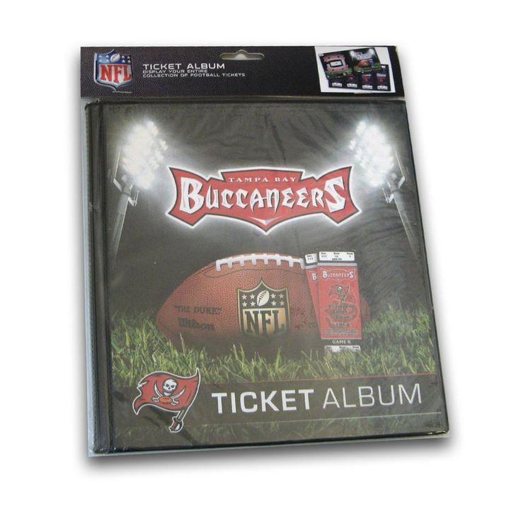 NFL Ticket Album - Tampa Bay Buccaneers