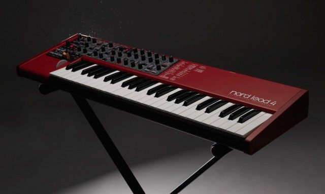 Nord Reveals New Keyboard: Four-Part Polyphonic Nord Lead 4 [Pics, Sound Samples]