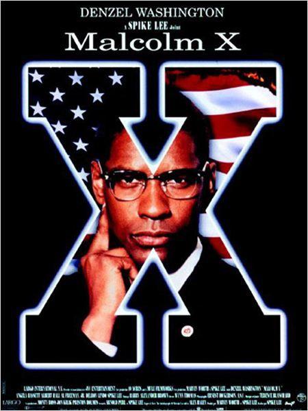 Malcolm X : affiche