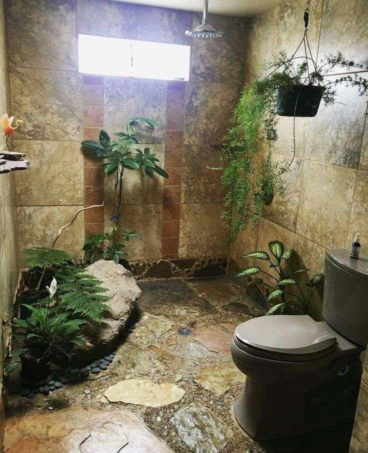 25++ Salle de bain exotique inspirations
