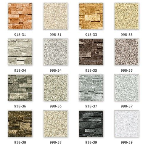 XXL Steen behang natuursteen EDEM 918-34 Vliesbehang muur optiek in reliëf licht grijs natuur grijs graniet | 10,65 qm – Bild 4