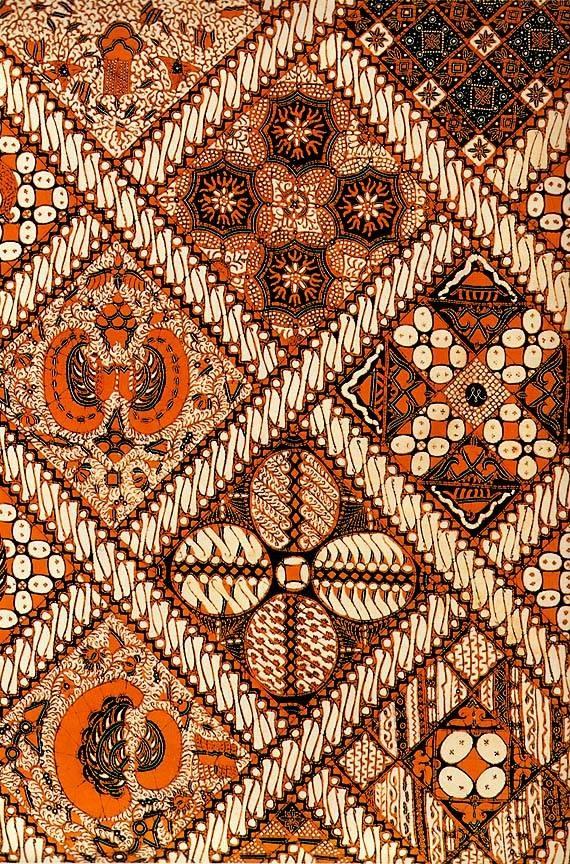Yogyakarta batik motif