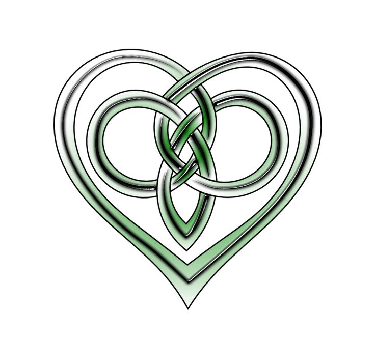 Vector Celtic Heart by Lupas-Deva on deviantART