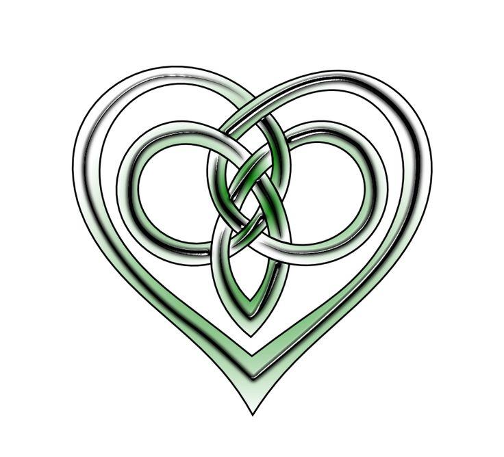 Vector Celtic Heart by Lupas-Deva on deviantART