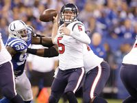 Brandon Weeden signs two-year, $4M deal with Texans - NFL.com