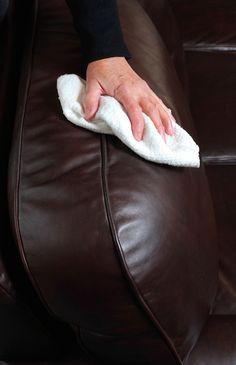 DIY recipe for leather conditioner