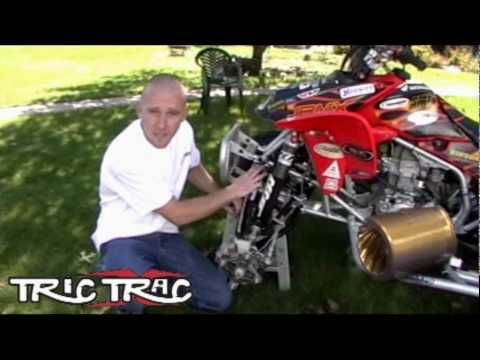 Houser Racing TricTrac With Pro ATV Racer Harold Goodman    ~~~~~~~ TRAX ATV Store - traxatv.com ~~~~~~~ TRAX ATV Youtube - https://www.youtube.com/channel/UCI_ZJAkR3aGdwcM0z7dO94w/videos?view=1=grid