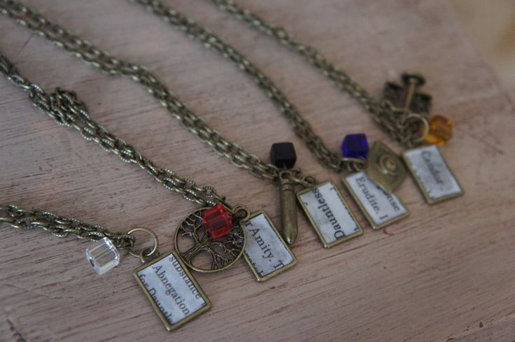 Divergent Faction | divergent inspired faction necklaces by erinelise artisan crafts ...