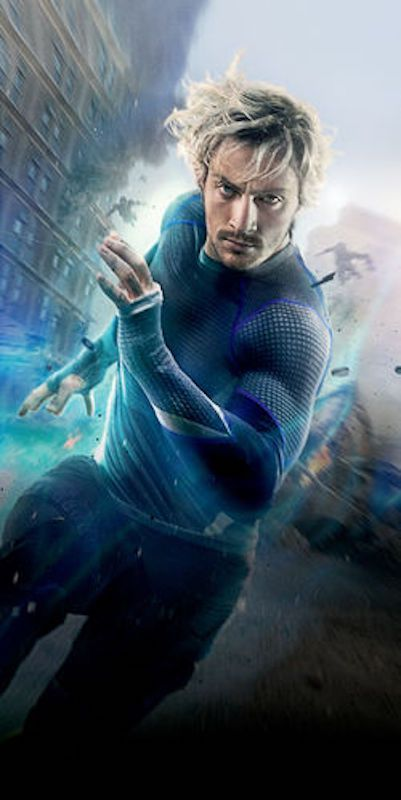 Marvel Avenger Quicksilver aka Pietro Maximoff Makes List of 25 Most Powerful Marvel Cinematic Super Heroes, Check Out What Other Marvel Heroes Made The List - DigitalEntertainmentReview.com