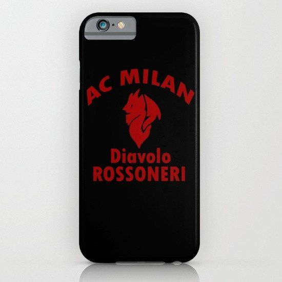 AC Milan 2 iphone case, smartphone