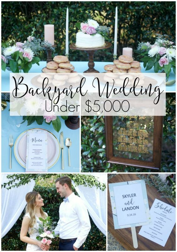 Want a dream wedding, but have a tight budget? I'll help ...