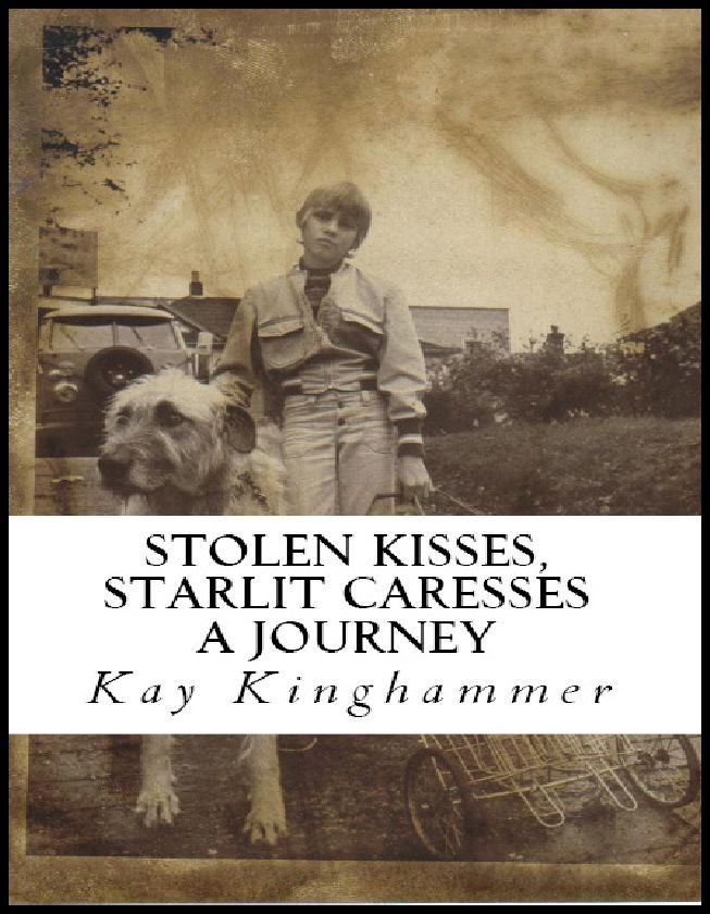 Book of Poetry by Kay Kinghammer.