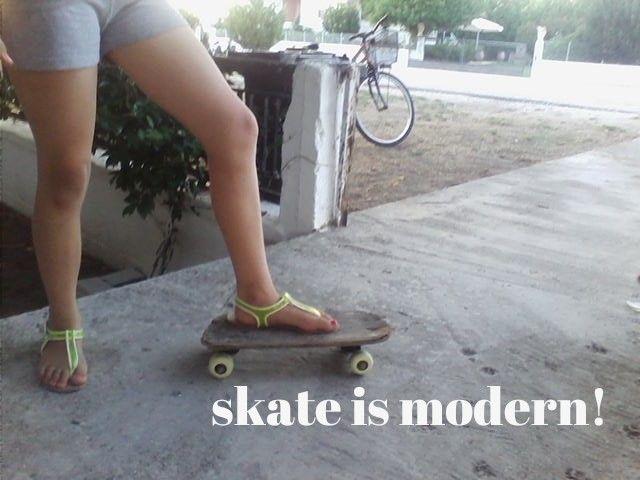Skate is modern™