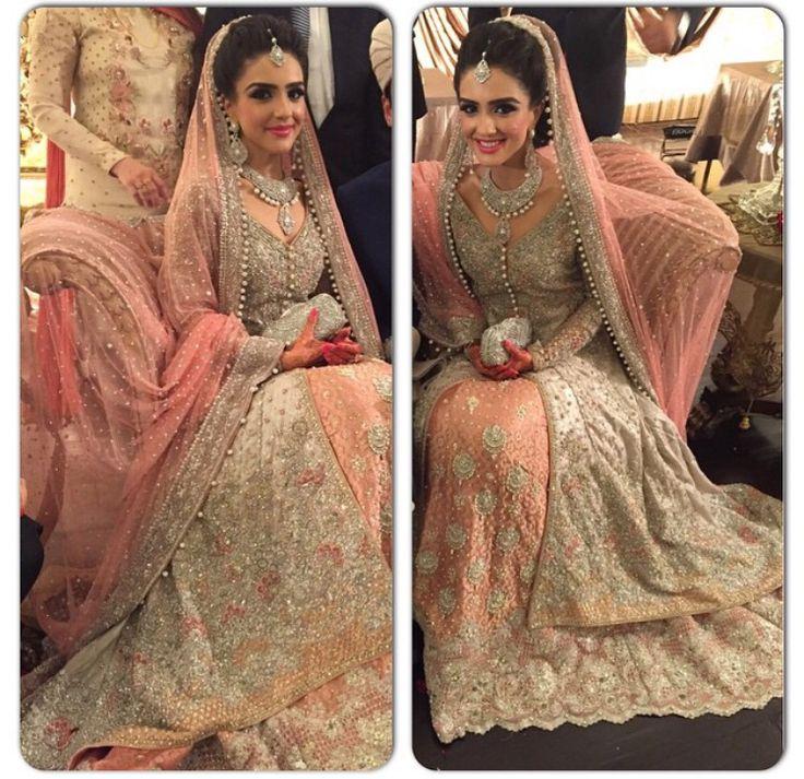 17 Best Ideas About Pakistani Wedding Outfits On Pinterest
