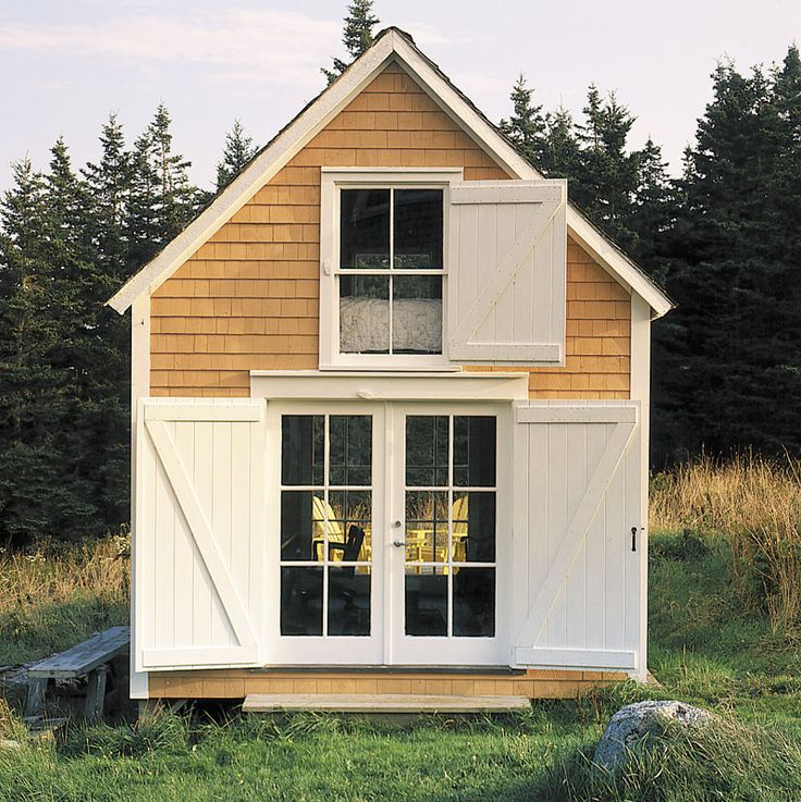 Tiny Home Designs: MacKay-Lyons Sweetapple Architects Limited, Halifax, Nova