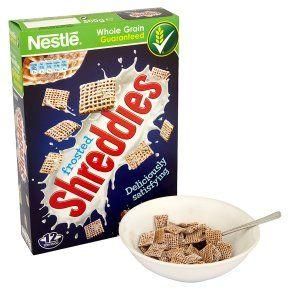 Frosted Shreddies - Waitrose