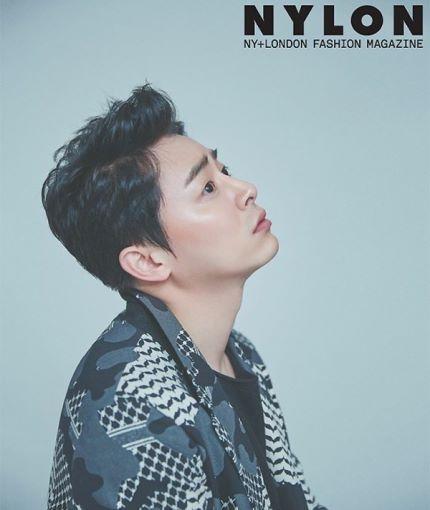 Jo Jung Suk Goes For Boyish Look in Nylon Pictorial | Soompi