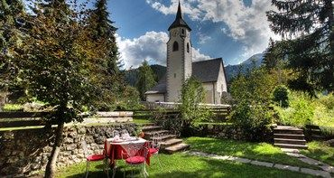 Hotel La Perla : Corvara In Badia, Italy : The Leading Hotels of the World