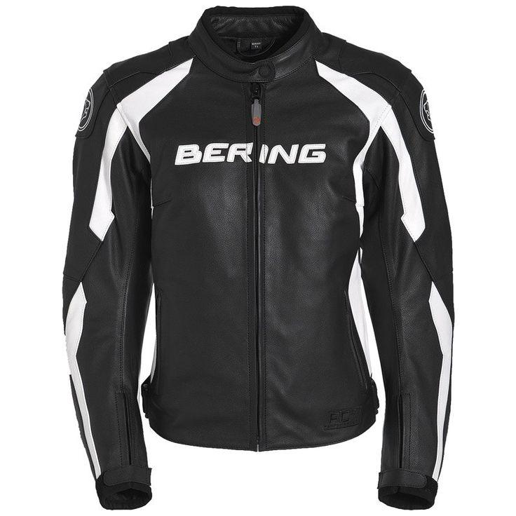 veste moto cuir femme bering les vestes la mode sont populaires partout dans le monde. Black Bedroom Furniture Sets. Home Design Ideas