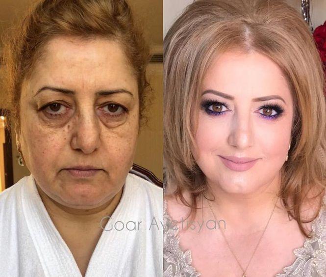 20 Mulheres Produzidas Pela Melhor Maquiadora Do Mundo Maquiagem