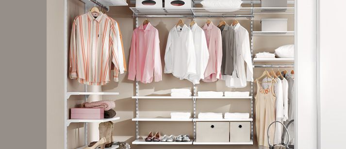 25 best ideas about begehbarer kleiderschrank regalsystem. Black Bedroom Furniture Sets. Home Design Ideas