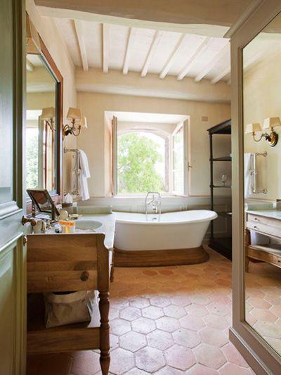 Villa Castello : Montalcino Area : Tuscany Villas - Italy Villas