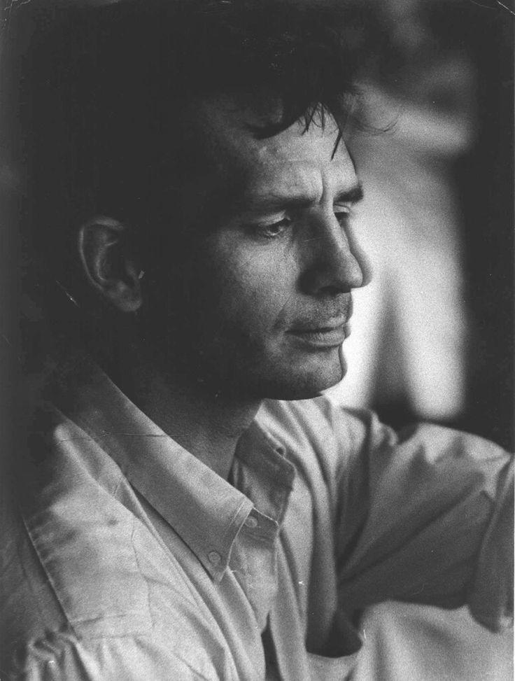 Jack Kerouac, 1957. Jerry Yulsman. Silver gelatin print.