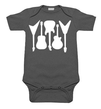 For your little rocker babe @Barbara Christensen