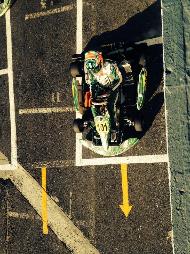 Some more Cape Town karting nationals pics. Super Rok kart