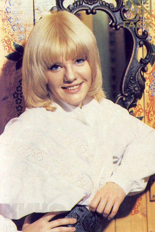 Самые красивые блондинки советского кино.
