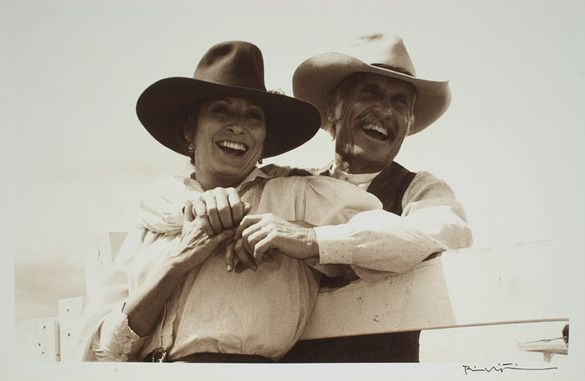 No, I won't marry again..., I haven't got enough respect for men...  and I met very few that were honest Gus, you ain't one of them. (I'm about half honest ~ Gus) That's the truth ~ Clara - Lonesome Dove ~ Gus and Clara