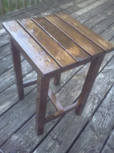 Adirondack stool plans woodworking projects plans solutioingenieria Gallery