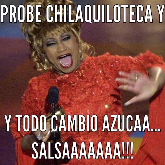 Buenos días!! Bendito Dios ya es VIERNES!! Y el cuerpo pide AZUCAAAA... a no SALSAAAAAA!! #echaleSALSAalavida