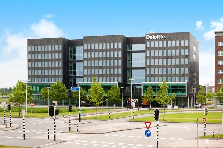 Deloitte Kantoor In Utrecht Orteliuslaan 982 3528 BD Offices Pinterest